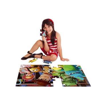 Imagem de Quebra-Cabeça Grandão Toy Story 48 peças Toyster