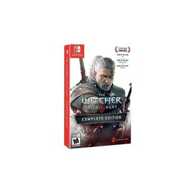 The Witcher III Wild Hunt Complete Edition - SWITCH