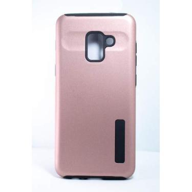 Capa Anti Impacto Dupla Camada Samsung Galaxy A8 Plus 2018