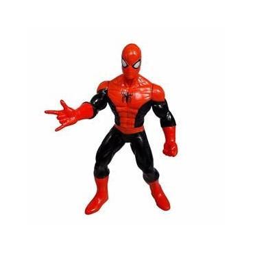 Boneco Homem Aranha Ultimate 55Cm Marvel Spider Man Mimo Mimo