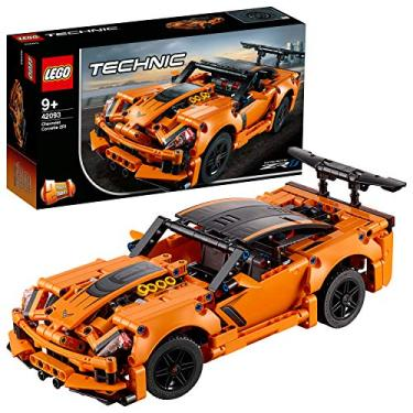 Lego Technic Lego Chevrolet Corvette Zr1 42093 Lego Multicor