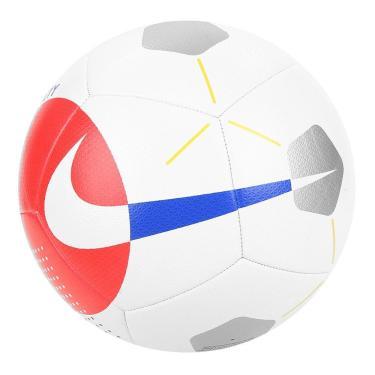 Bola de Futebol Society Nike SC3976-100, Cor: Branco/Preto, Tamanho: 5