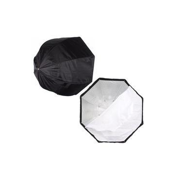 Softbox Sombrinha Octogonal 120 Cm Universal Greika
