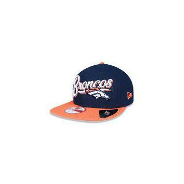 Bone 950 Original Fit Denver Broncos Nfl Aba Reta Snapback Marinho New Era 541a2c53ed2