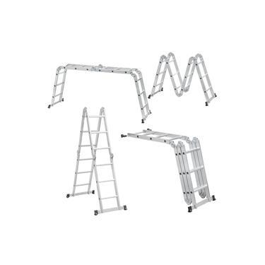 Escada Articulada 3x4 12 Degraus Vonder 8501000034