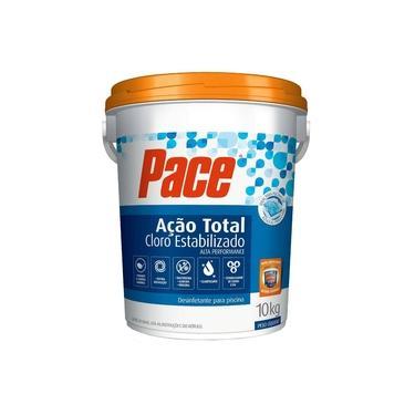 Imagem de Cloro Granulado Pace Ação Total Hth 10kg Para Piscina