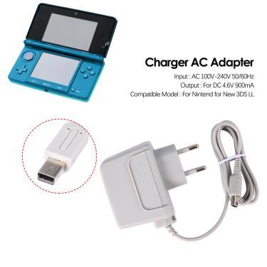 Ue carregador adaptador ac para nintendo voor nieuwe 3ds xl ll para dsi xl 2ds 3ds xl