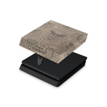 Capa Anti Poeira para PS4 Slim - Shadow Of The Colossus