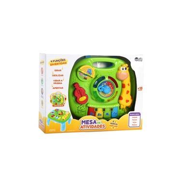 Imagem de Mesa de Atividades Infantil Bebê Educativo Musical Baby