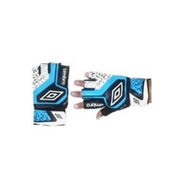 Luva Masculina Umbro Pro Attak Preto/azul/branco 888281