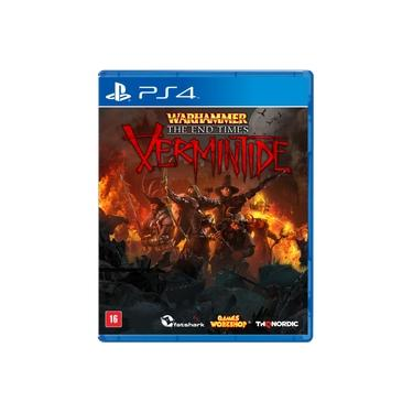 Warhammer The End Times Vermintide - Playstation 4