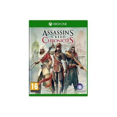 Jogo Assassin`s Creed Chronicles Xbox One