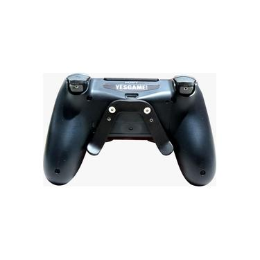 Controle Ps4 Pro Gamer Jet Black (Paddles/Trigger Stop)