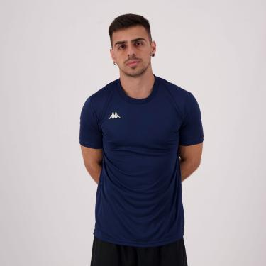 Camisa Kappa Modena Marinho - G