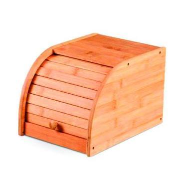 Imagem de Porta Pão De Bambu Pequeno Tyft