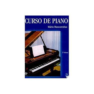 Curso de Piano - Vol 2 - Mascarenhas, Mario - 9788574070834