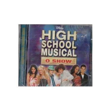 Cd High School Musical - O Show (cd+dvd