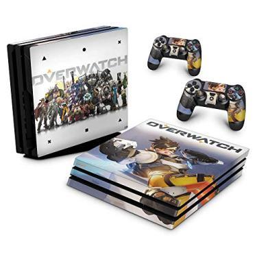 Skin Adesivo para PS4 Pro - Overwatch