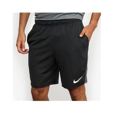 Imagem de Bermuda Nike Dri-Fit 5.0 Masculina - Preto e Cinza