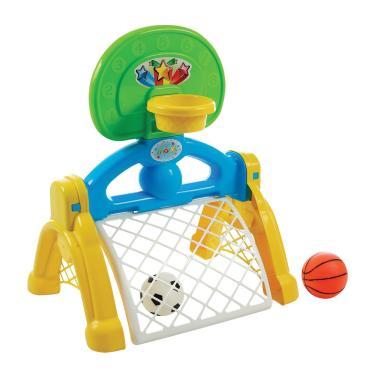 Brinquedo Centro Esportivo 2 Em 1 - Maral
