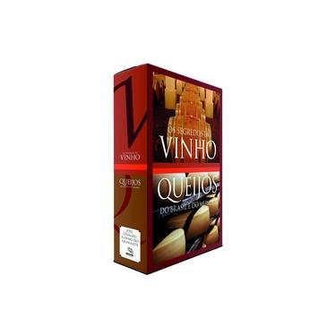 Coleção Queijos & Vinhos - José Osvaldo Albano Do Amarante - 9788588641396