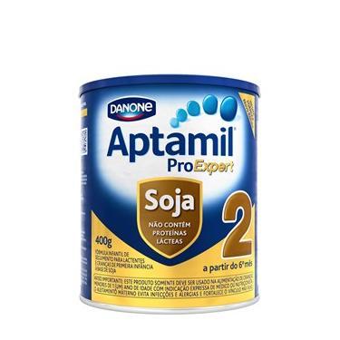 Aptamil PROEXPERT Soja 2 - 400g - Danone