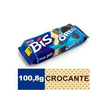 Chocolate Bis Lacta Oreo 100,8g