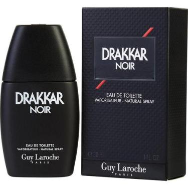 Imagem de Perfume Masculino Drakkar Noir Guy Laroche Eau De Toilette Spray 30 Ml