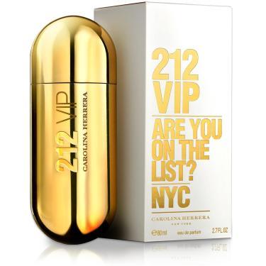 a215558fd7f Perfume 212 Vip NYC Feminino Edp 80ml Carolina Herrar