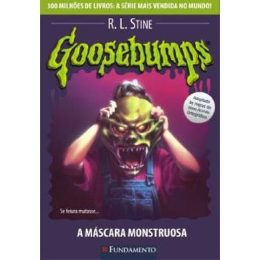 Goosebumps 23 - A Máscara Monstruosa - Stine, R, L, - 9788576764847