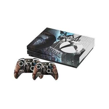Skin Xbox One S Watch Dogs 2 A