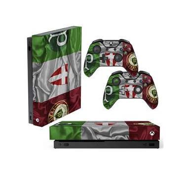 Skin Xbox One X Palmeiras 1
