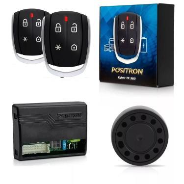Alarme Positron Cyber Tx 12 24v Carro Caminhão Onibus