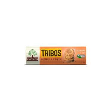 Biscoito Mãe Terra Tribos Integral Granola E Mel 130g