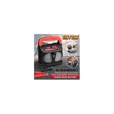 Reparo automático do pulso do lcd do carregador de bateria compacto da motocicleta do carro 12V / 24V 220V Y