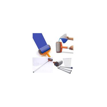 Imagem de Pintar Facil Kit Rolo De Pintura Facil E Inteligente Para Parede