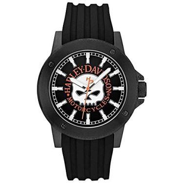 65b25461f60 Relógio de Pulso Bulova Silicone
