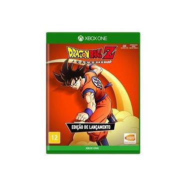 Jogo Dragon Ball Z: Kakarot (Ed. de Lançamento) - Xbox One