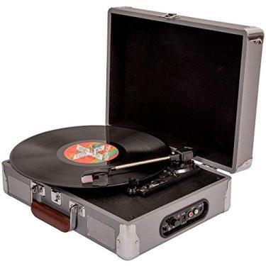 Toca-Discos Vinil Retrô Austin 48.399 Classic