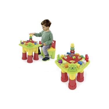 Imagem de Brinquedo educativo Mesinha de Atividades MK200 DISMAT