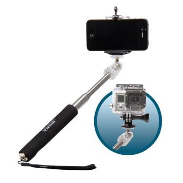 Imagem de Bastão extensor para Selfie Vivitar mod. Viv-Tr 360