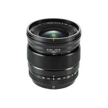 Imagem de Lente Fujifilm Xf 16mm F/1.4
