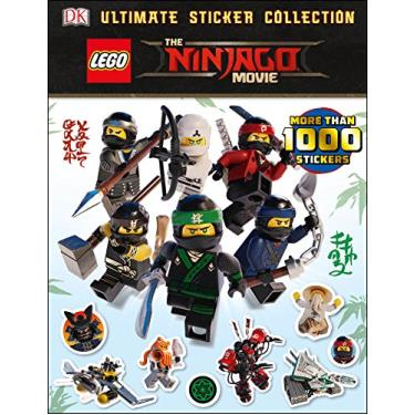 Ultimate Sticker Collection: THE LEGO® NINJAGO® MOVIE