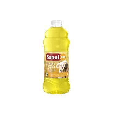Eliminador Odores Sanol Dog Citronela 2 Litros
