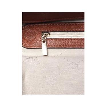Bolsa Feminina Capodarte Shopping Bag Logo Tabaco