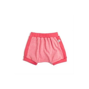 Shorts Tapa Fralda Stone Coral Concuca