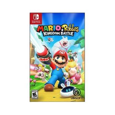 Jogo - Mario + Rabbids Kingdom Battle - Switch