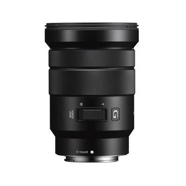 Lente Sony E PZ 18-105mm f/4 G OSS E-Mount (SELP18105G)