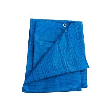 Lona Plastica Encerada Azul 70g 2x2m