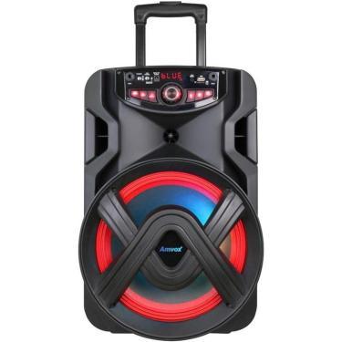 Caixa De Som Amplificadora Amvox Aca 401 Tsunami, 400 Watts